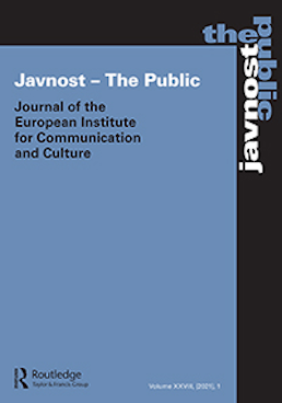 Javnost - The Public Cover